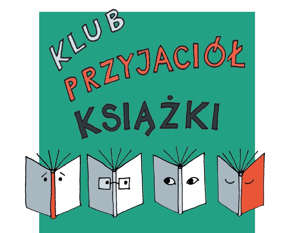 Klub Przyjaciół Książki - logo