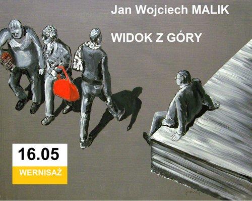 Jan Wojciech Malik - wernisaż