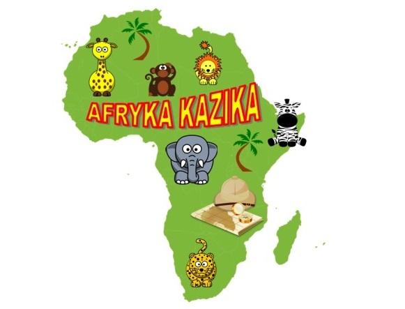 Ogólnopolski  Tydzień Czytania Dzieciom - Afryka Kazika