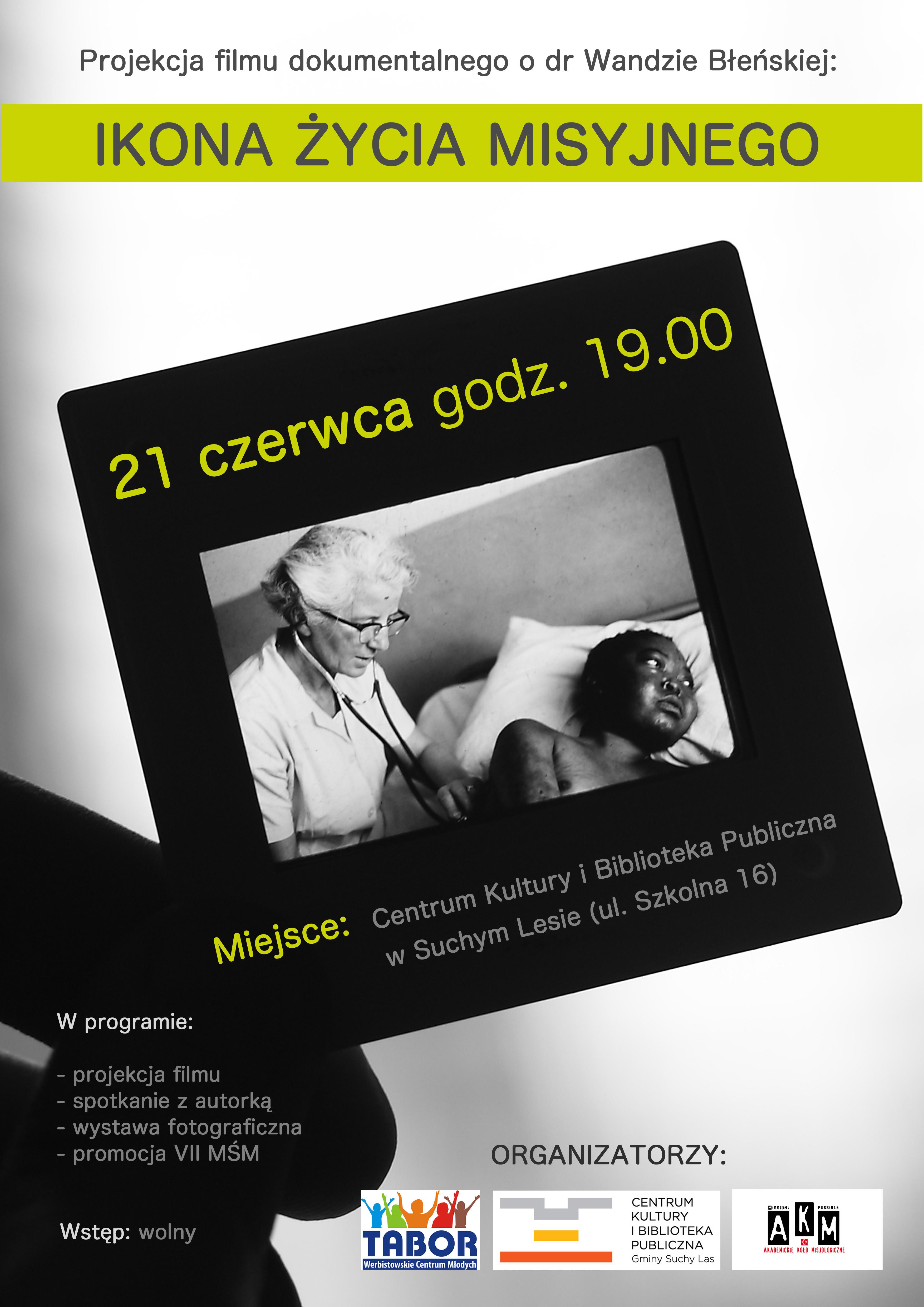 plakat_W.Błeńska