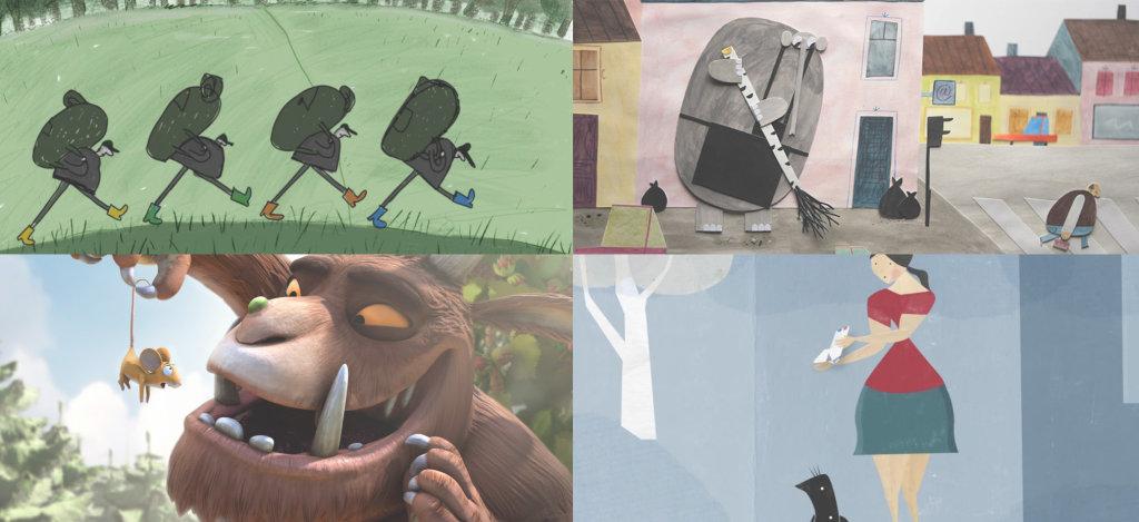 karty z filmów krótkich: WYOBRAŹNIA