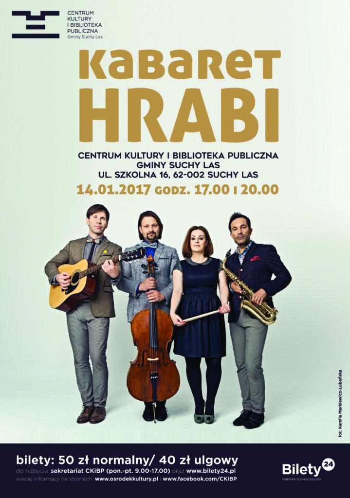 Kabaret HRABI_DRUK