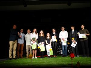 XVIII Konkurs Recytatorski Wiosenne Przebudzenie Gimnazjum
