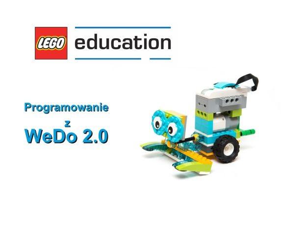 Dotknij Programowania z WeDo 2.0.