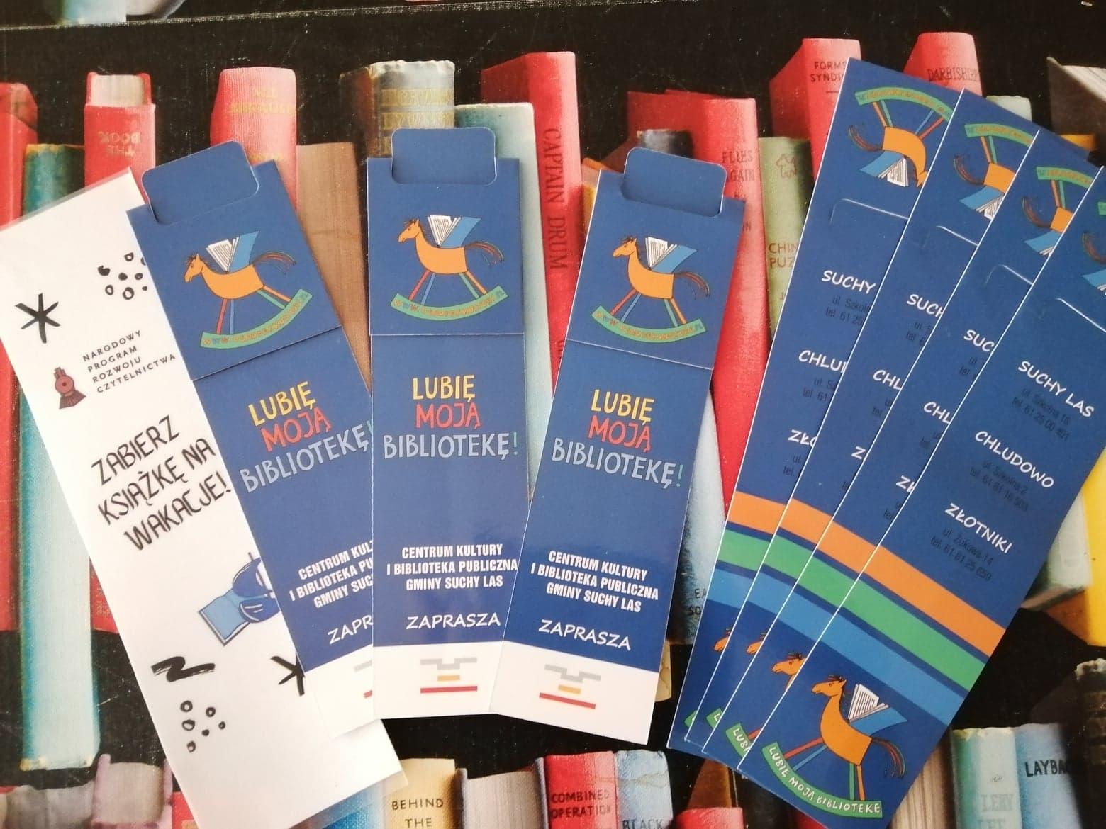 Zabierz książkę na wakacje – letni konkurs czytelniczy