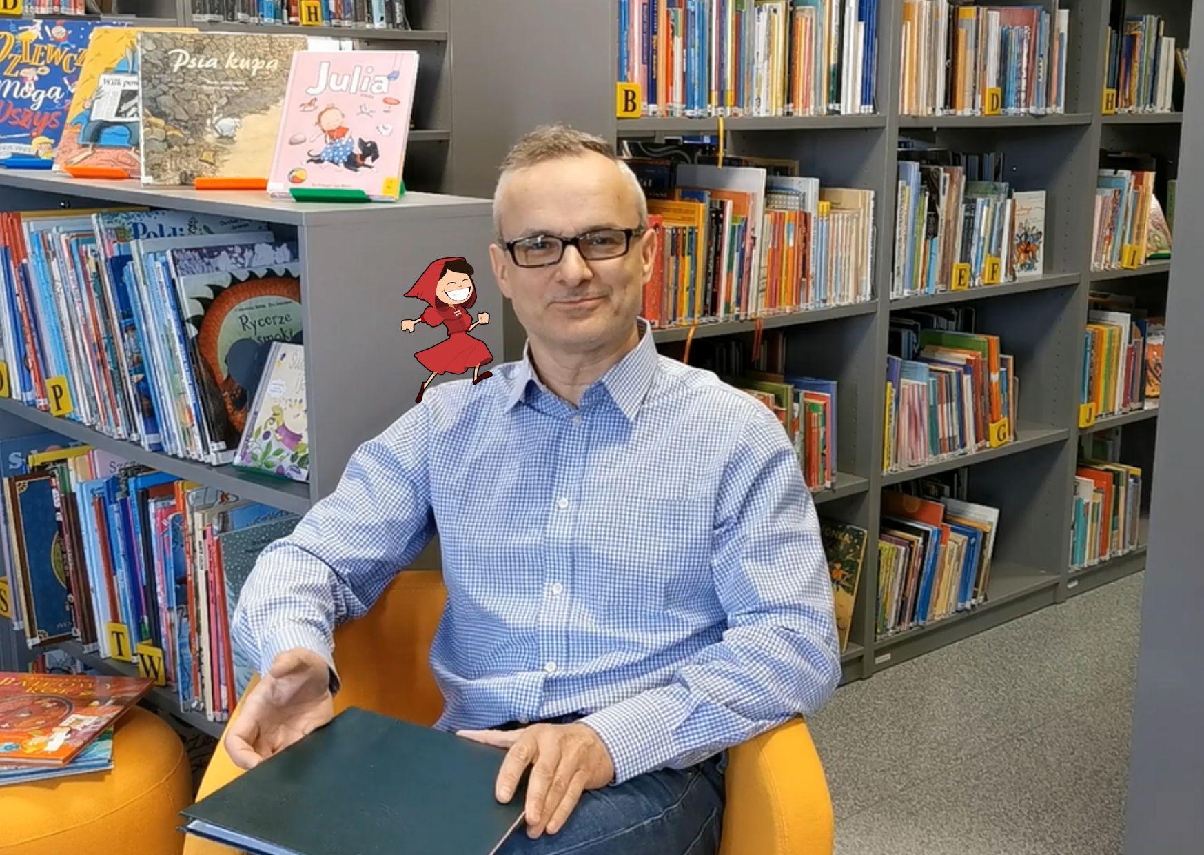 Głośne Czytanie Bajek z okazji Dnia Dziecka – Czerwony Kapturek (Jan Brzechwa)
