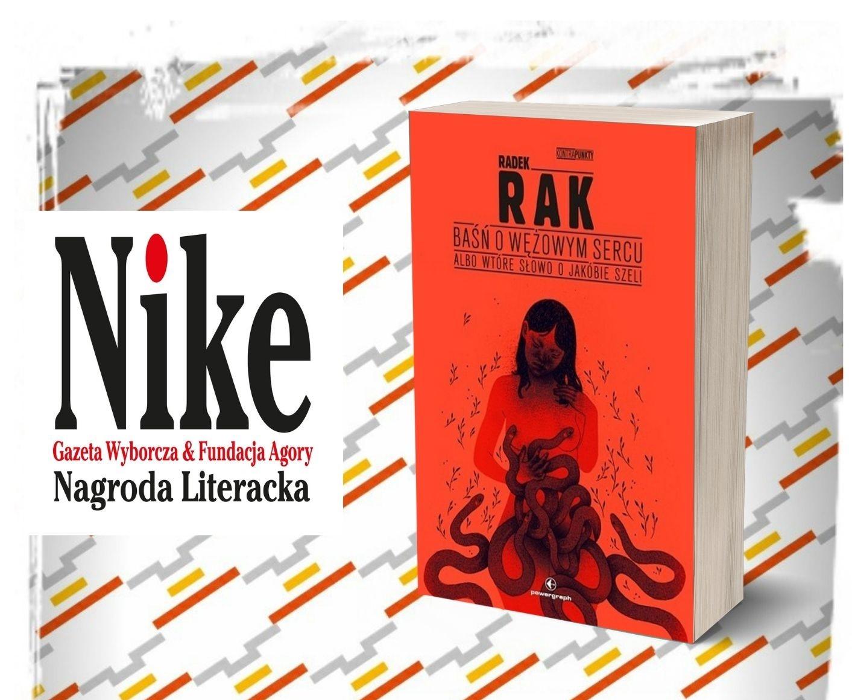 Radek Rak – spotkanie autorskie online