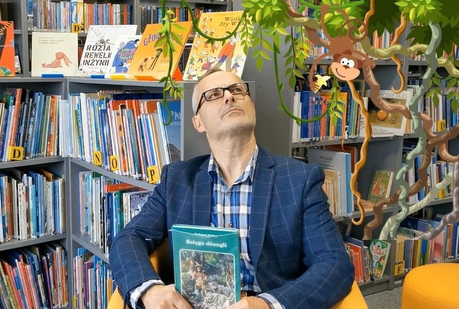 Księga dżungli – Głośne Czytanie Bajek