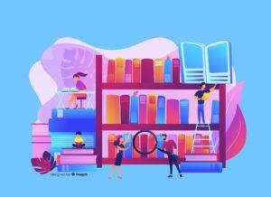 """""""Znajdziesz mnie w bibliotece"""" -Tydzień Bibliotek"""